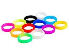 Силиконовые кольца 12шт
