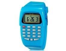 Часы с калькулятором