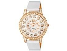 Женские часы с кристальными стразами