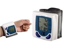 Цифровой наручный монитор артериального давления